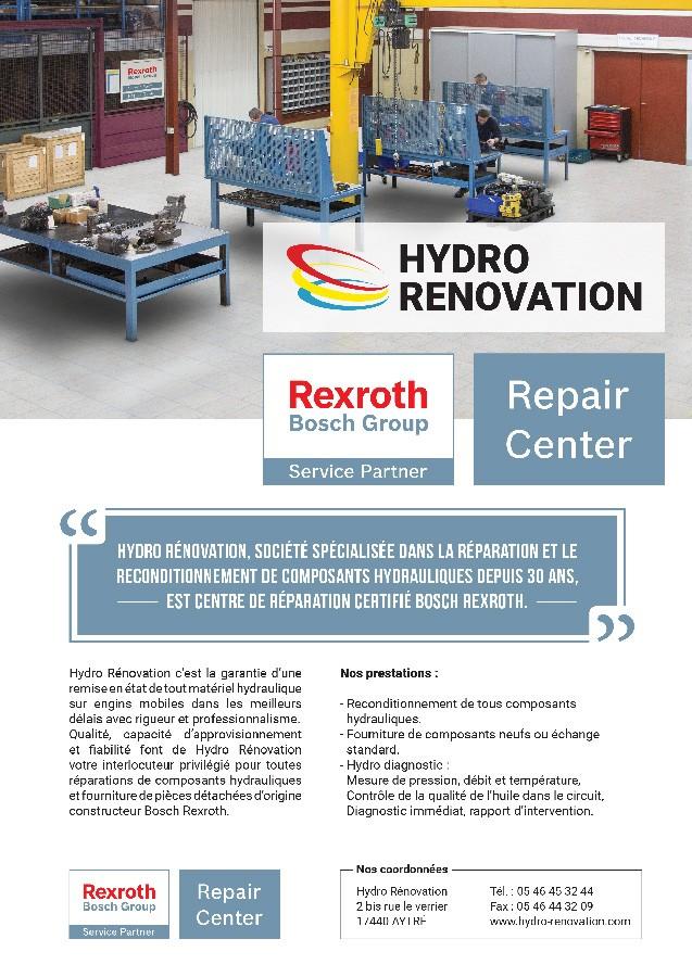 Certification Rexroth Bosch Group