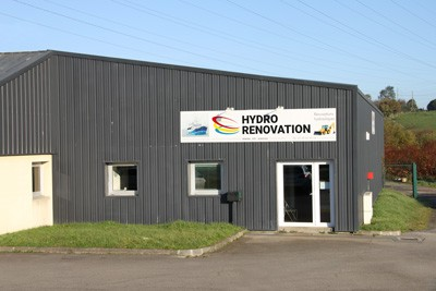 Hydro Rénovation Quimper - Atelier